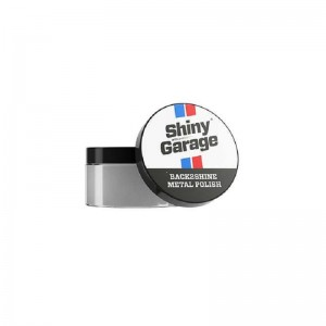 Shiny Garage Back2Shine Metal Polish 100 g - pasta do polerowania metalu
