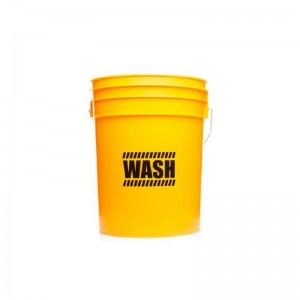Work Stuff Detailing Bucket Yellow WASH 20 l - żółte wiadro detailingowe